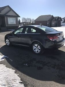 2012 Chevrolet Cruze low km, mint condition