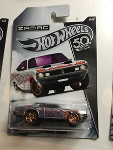 Hot Wheels Zamac '71 Dodge Demon