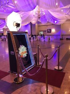 Photo Booth Rental (Magic Mirror)