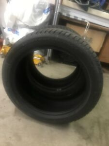 2 x Continental WinterContact SI 225-45-17 Snow Tires