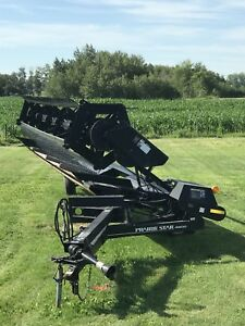 30 ft Pull type swather