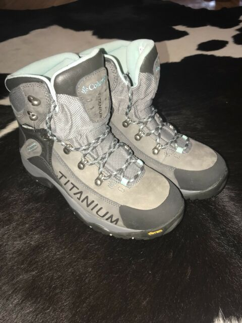 e5ea9d6b307 Columbia Daska Pass Omni-Tech womens size 8 waterproof hiking ...