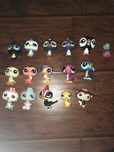 LPS Birds and a Monkey