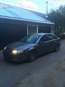 Saturn Ion 3 et Saturn Ion 2  (2005)