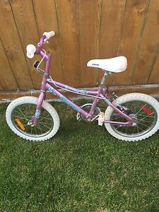 """Girls Bike $20 - 16"""" Wheel"""