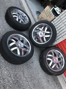 """20"""" Rims international fit for any car"""
