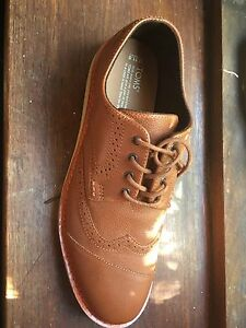 BNIB Tom's Brogues UK Size 10.5 US 11.5 Bassendean Bassendean Area Preview