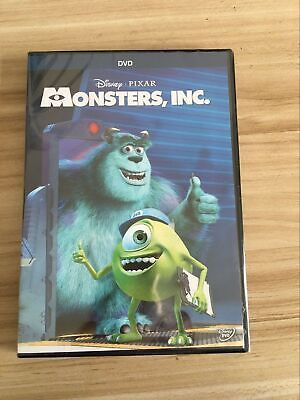 New Monsters Inc. Disney Pixar (DVD) 786936830149