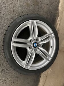 BMW 19' Alloy M sport winter tire package