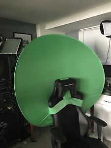 Webaround Chroma key Green Screen