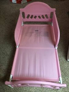 Pink Toddler Bed Frame
