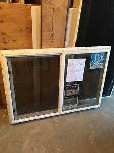 Fenêtres neuves