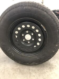 265/70/R17 Tires and Rims