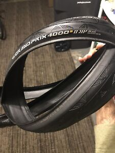 Continental Grand Prix 4000 II 25MM - (2 Tires) New