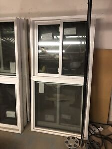 Vinyl windows (new)