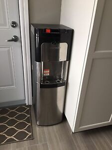 New hot/cold water dispenser