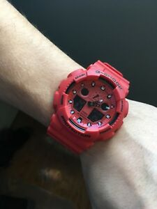 G-Shock watch GA-100C