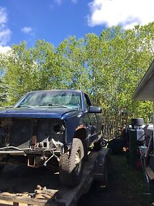 Parting out gmc