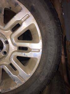 Tires and rims 275 55 r20