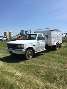 1992 f350 cab and chassis