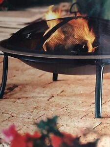 Fire Pit, Brand new in box