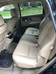 Acura mdx 2011 tech package