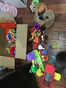 Free toys for daycare provider!