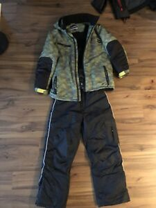 Winter jacket and snowpants