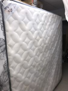 """NEW King Size 76""""""""x78""""x14"""" Firm Euro-top Mattress Only $800"""