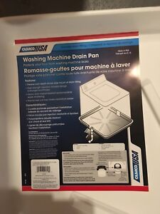 NEW WASHING MACHINE DRAIN PAN