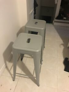 Structure Counter Stools