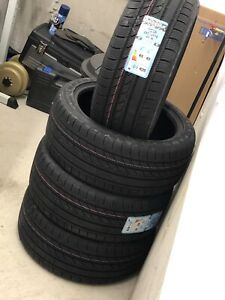 245 40 18 Pneus Hiver - Winter Tires