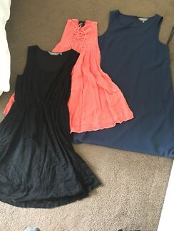 Maternity dresses size 8/10