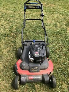 "Toro lawnmower 30"" trade"