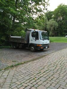 Hino Fa1517 Auto dump box!