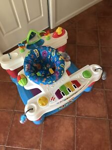 Step and play piano play centre for babies and toddlers