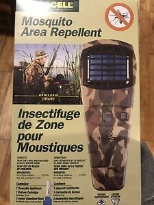 Thermacell mosquito repeller new in box