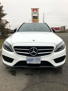 Lease takeover 2018 Mercedes C300 Wagon only $625