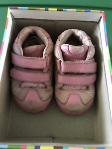 Stride rite sneakers (leather)