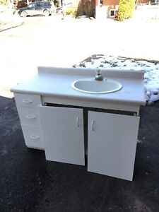 Free Sink / Vanity / Cupboard.