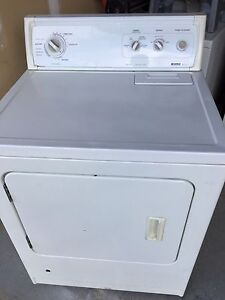 Kenmore gas dryer-works well