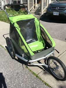 Croozer/double-seater