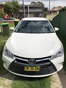 2017 TOYOTA CAMRY ALTISE FOR SALE