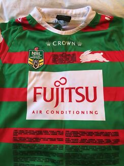 Official Rabbitohs NRL Jersey - brand new
