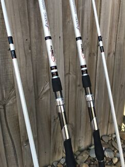 Surf Fishing Rod x 2 12Ft