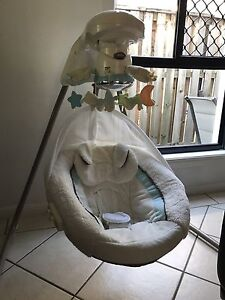 Fisher Price My Little Lamb Cradle Swing Varsity Lakes Gold Coast South Preview
