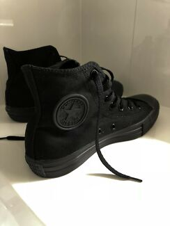 Black Converse Chuck Taylor All Star Hi - Unisex