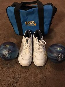 Bowling set for sale