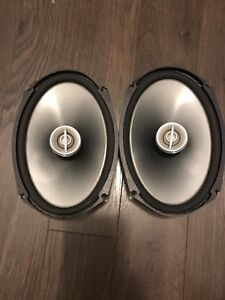 Infinity reference 9612i 6x9 speakers pair