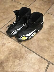 Salomon Junior Cross Country Ski Boots